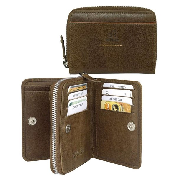 dR Amsterdam Wallet Icon Taupe