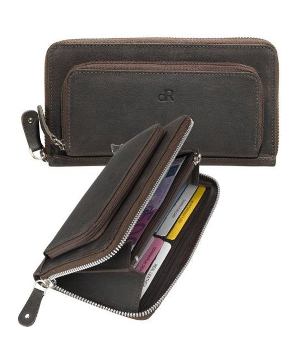 dR Amsterdam dR Amsterdam Wallet Olive Licorice