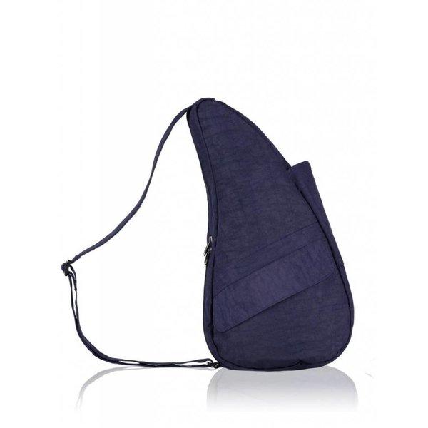 The Healthy Back Bag Textured Nylon met iPad vak Blue Night Medium