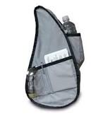 Healthy Back Bag Die Healthy Back Bag Strukturierter Nylontasche Black Box Medium