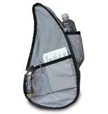 Healthy Back Bag Die Healthy Back Bag texturierte Nylon-Kasten-Kasten Lila Medium