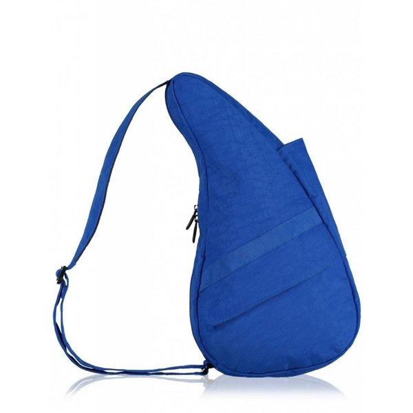 The Healthy Back Bag Textured Nylon Royal Blue Small