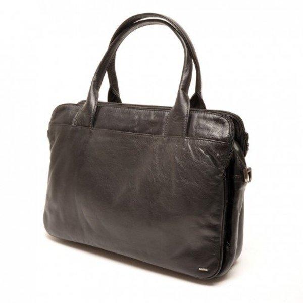 Berba Leder A4 Geschäft Damestas Soft Black 005-964-00