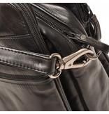 Berba Berba Leder A4 Geschäft Damestas Soft Black 005-964-00