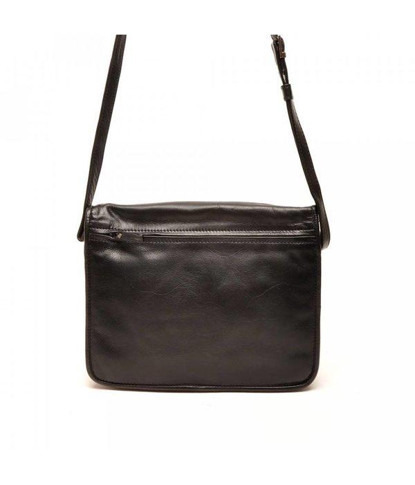 Berba Berba Leder Damentasche Soft Black 005-575-00