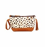 Chabo Bags Chabo Taschen Make Up Bag Leopard Cognac