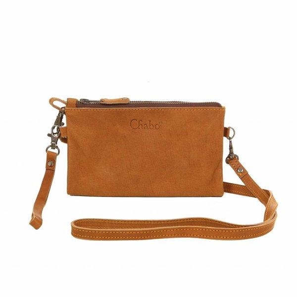 Chabo Bags Luca Bag Wallet Cognac