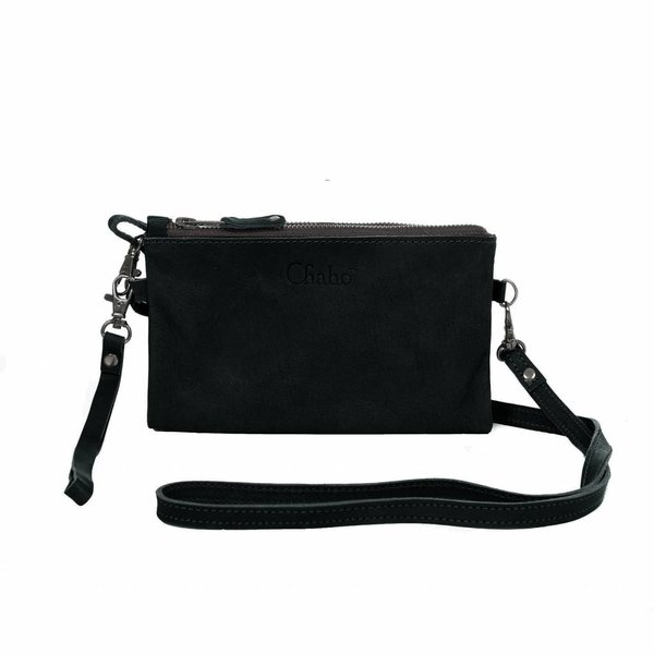 Chabo Bags Luca Bag Wallet Black