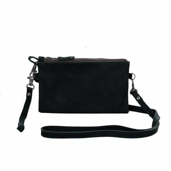 Chabo Taschen Luca Bag Wallet Schwarz