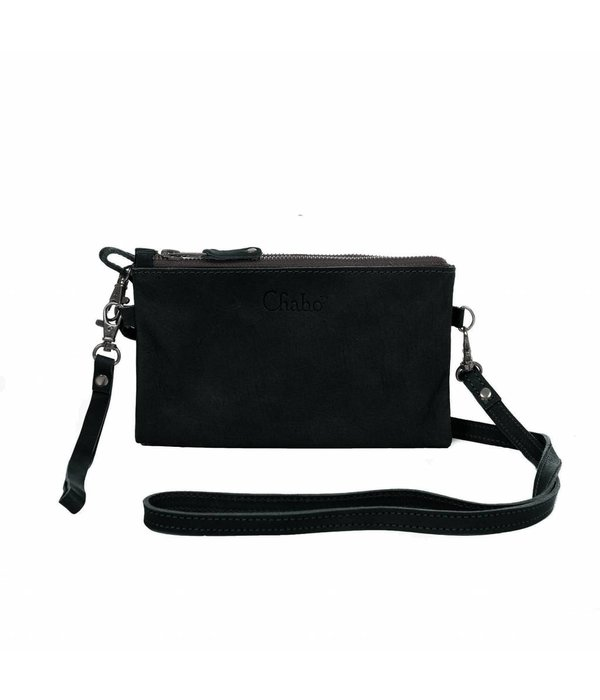 Chabo Bags Chabo Taschen Luca Bag Wallet Schwarz