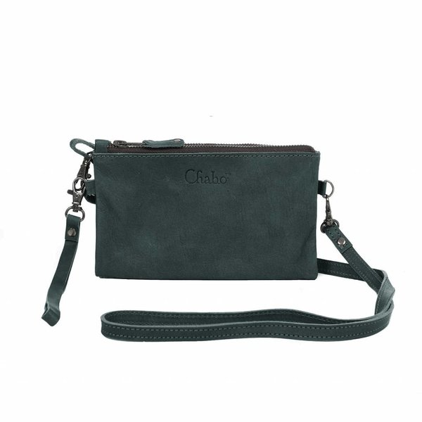 Chabo Bags Luca Bag Wallet Elephant Grey