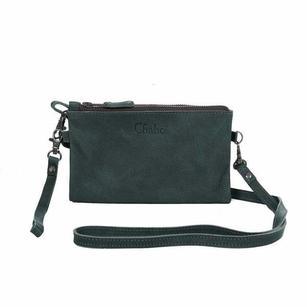 Chabo Taschen Luca Bag Wallet Elefant Grau