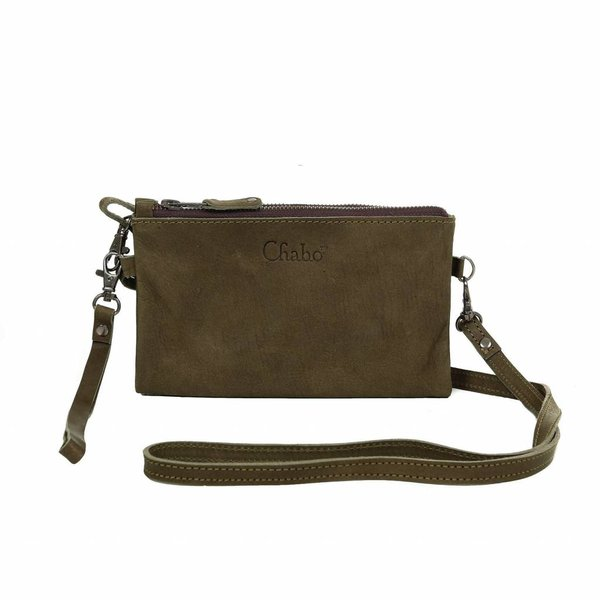 Chabo Taschen Luca Bag Wallet taupe