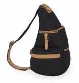Healthy Back Bag Die Healthy Back Bag Large Schwarz Expedition