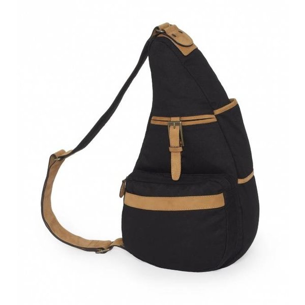 The Healthy Back Bag Large Black Expedition