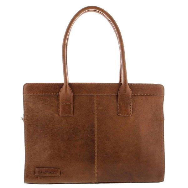 Plevier Business / laptop bag ladies cowhide