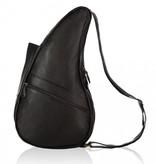 Healthy Back Bag Die Healthy Back Bag Vollnarbenleder Tasche Schwarz Mittel