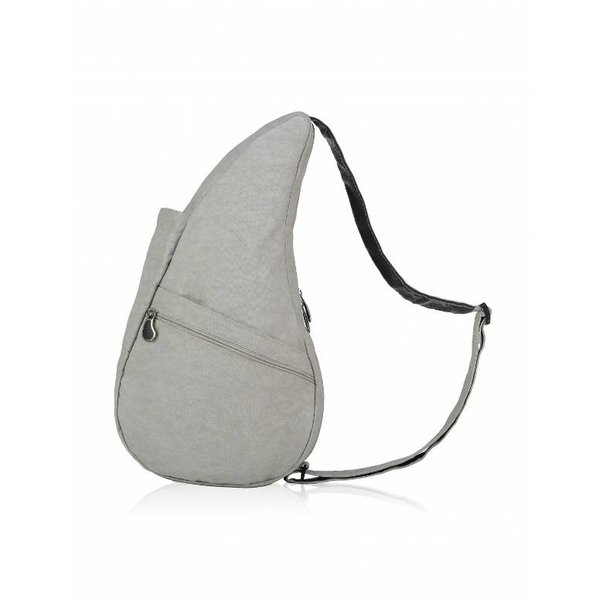 Healthy Back Bag Textured Nylon Frost-Grey Small