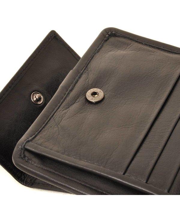 Berba Berba Soft Black Brieftasche 001-415