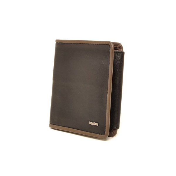 Berba Soft portemonnee 001-415 Zwart / Taupe
