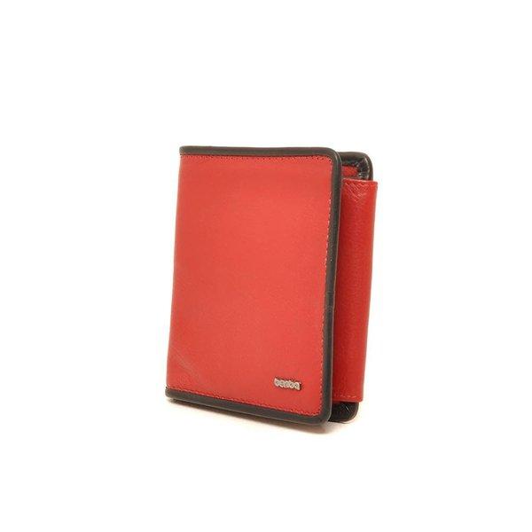 Berba Soft portemonnee 001-415 Rood / Zwart