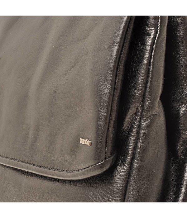 Berba Berba overslagtas 005-800 Soft Black