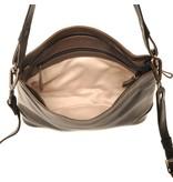 Berba Berba Soft-Tasche 005-849 Schwarz / Taupe