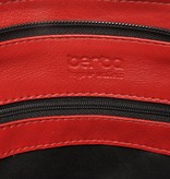 Berba Berba Soft-Tasche 005-849 Schwarz / Rot