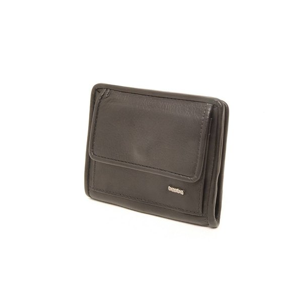 Berba Soft Black Wallet 001-411