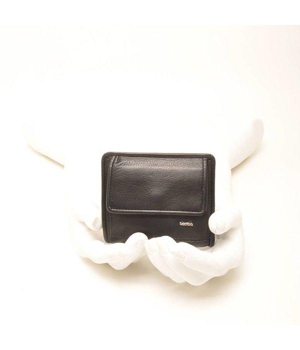 Berba Berba Soft Black Wallet 001-411
