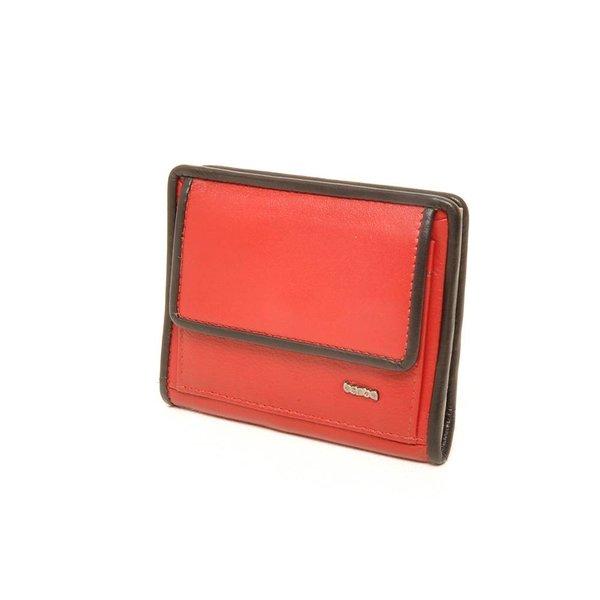 Berba Soft Portemonnee 001-411 Rood / Zwart