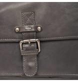 Berba Berba Arosa Business-Tasche Crossover 276-012 Anthrazit