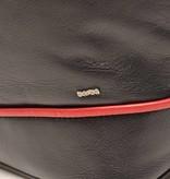 Berba Berba Soft Pouch 005-850 Schwarz / Rot