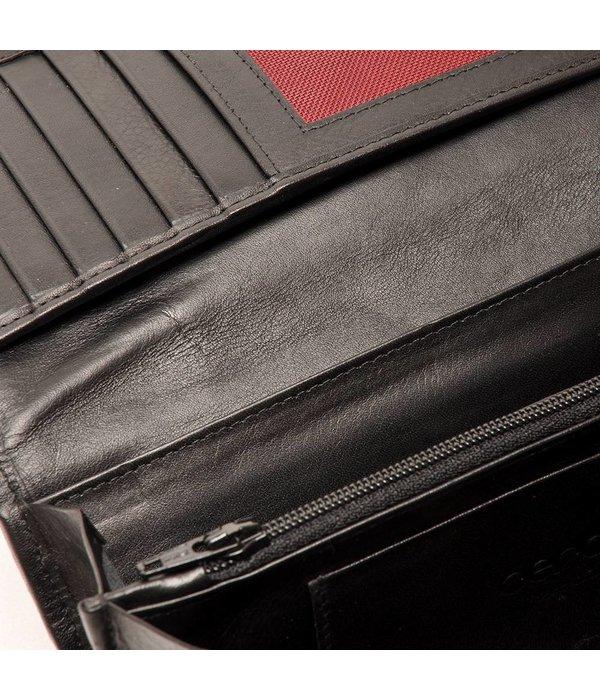 Berba Berba Soft-Wallet 001-403 Schwarz