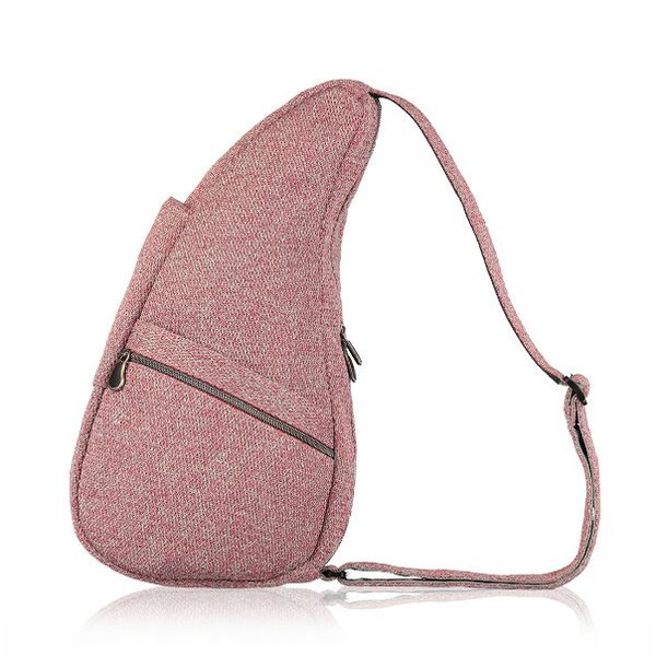 The Healthy Back Bag Sweater Knit Pink Marl Small