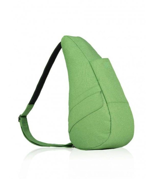 Healthy Back Bag The Healthy Back Bag Grasscloth Lime Small