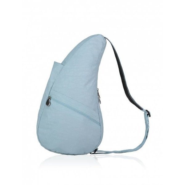 The Healthy Back Bag Textured Nylon Glacier Blue Small