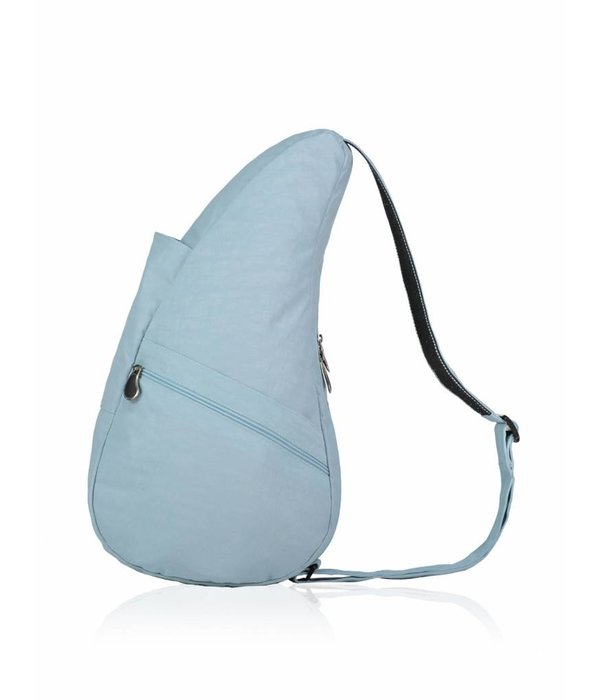 Healthy Back Bag The Healthy Back Bag Textured Nylon Glacier Blue Small