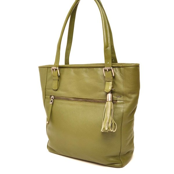 Berba Shopper Soft Sport 325-072 Groen