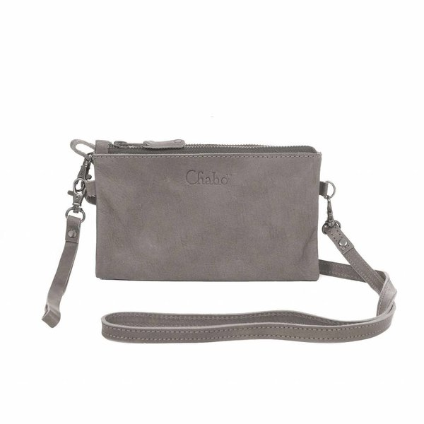 Chabo bags Luca Bag Wallet Grey