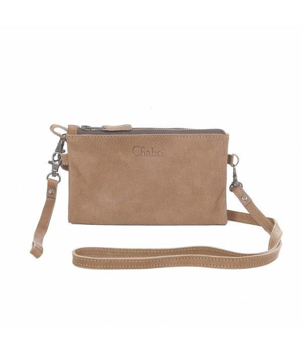 Chabo Bags Chabo bags Luca Bag Wallet Grau