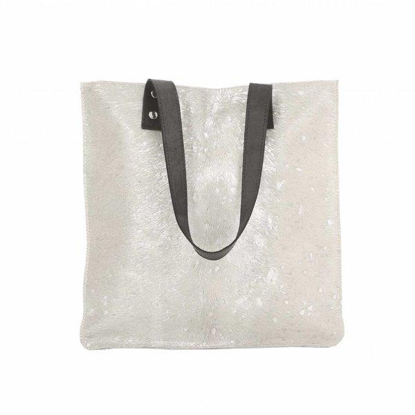 Chabo Silver Skin Shopper