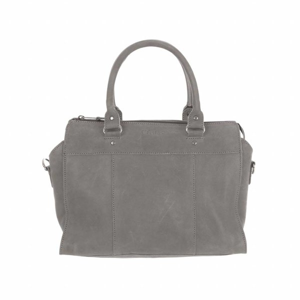 Chabo bags Klassische Tasche Grau