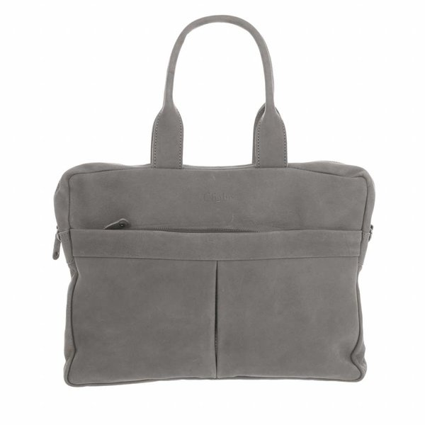 Chabo Office Bag Grey
