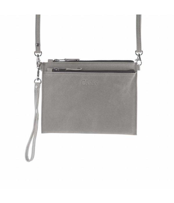 Chabo Bags Chabo Bags Paris Gray