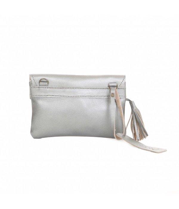 Chabo Bags Chabo Bags Grande Petit Silver