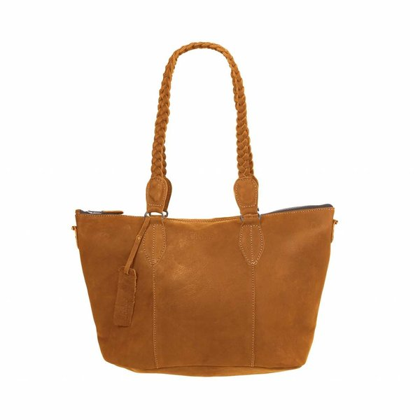Chabo Bags London Cognac