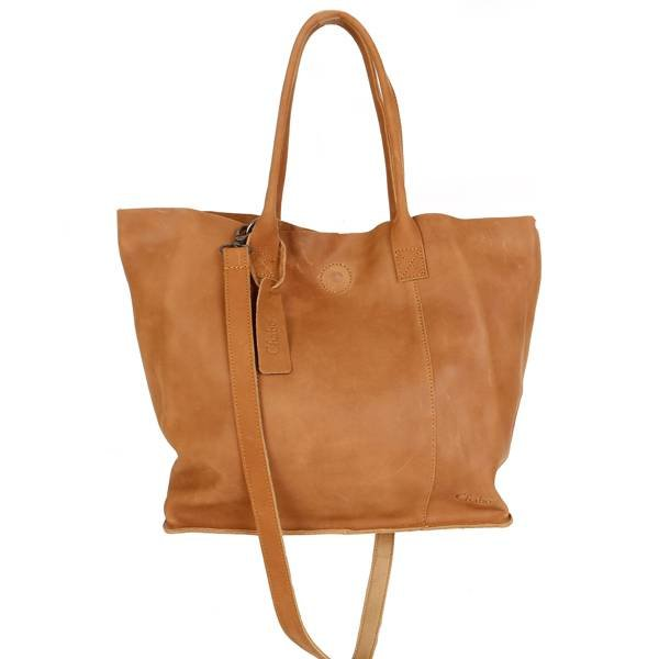 Chabo Shopper Cognac