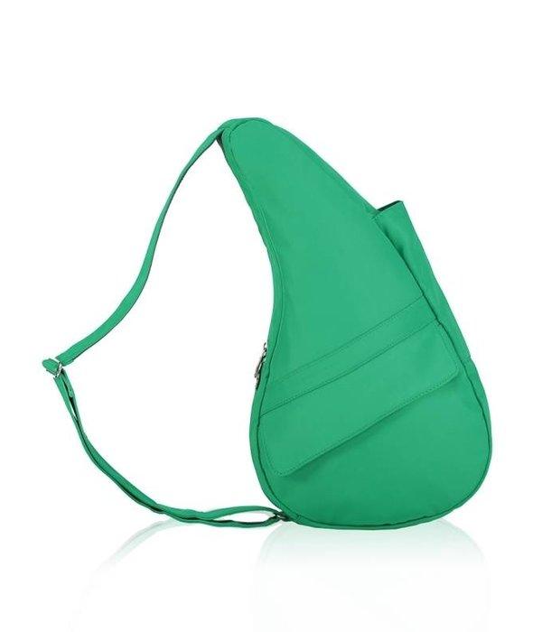 Healthy Back Bag Die Healthy Back Bag Mikrofaser Small Green Flash