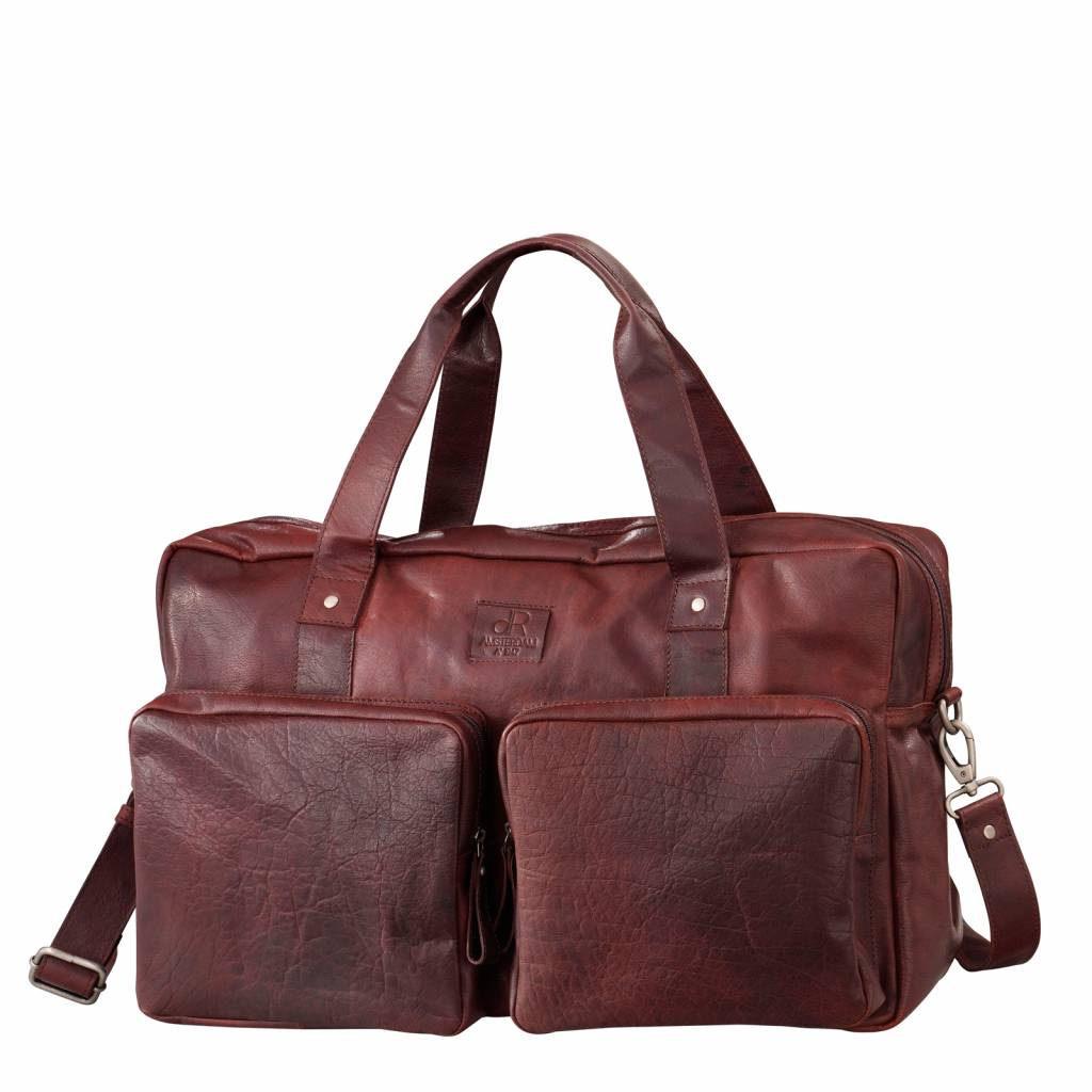 dR Amsterdam Weekender Icon Brown Icon